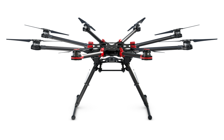 dji s1000 fully built