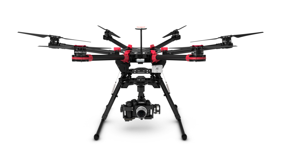dji s900 fully built